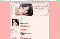 アイドルブログ
